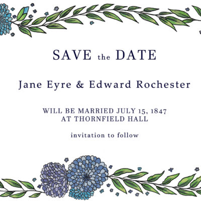 Eyre/Rochester Save the Date