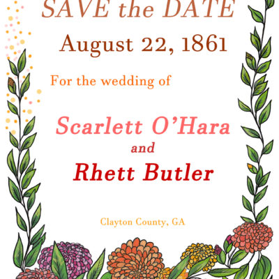 O'Hara/Butler Save the Date